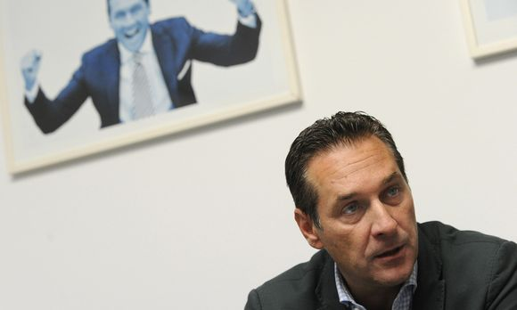 INTERVIEW: HEINZ-CHRISTIAN STRACHE