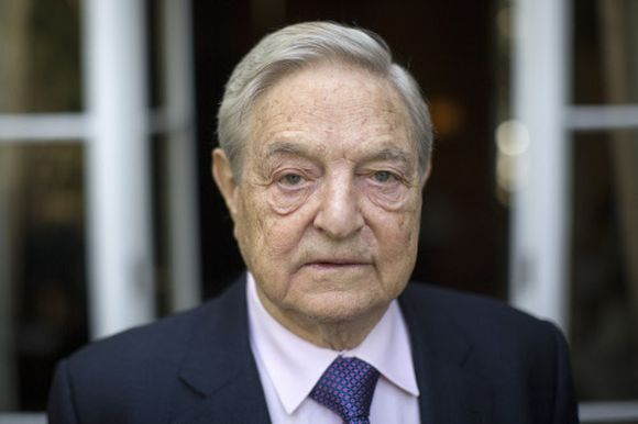 US-Milliardär George Soros