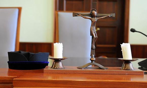 Der Richterstuhl ist mitunter ein gefährlicher Platz / Bild: Clemens Fabry