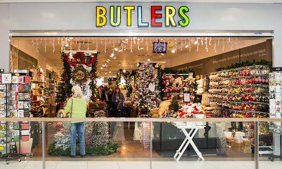 Aufregung um hakenkreuz butlers eliminiert for Butlers weihnachtskugeln
