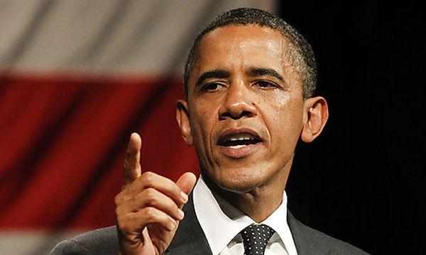 Barack Obama / Bild: (c) AP (Chris Carlson)