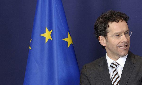 Der niederländische Finanzminister Jeroen Dijsselbloem. / Bild: (c) REUTERS (ERIC VIDAL)