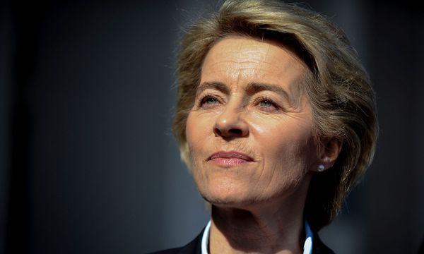 """Von der Leyen will Nato-""""Aktivitätsindex"""". / Bild: (c) REUTERS (Mary Calvert / Reuters)"""