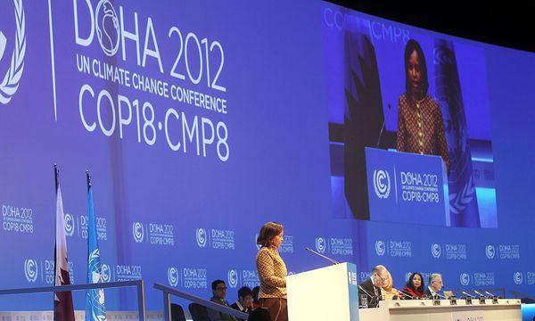 Klimakonferenz / Bild: (c) AP (Osama Faisal)