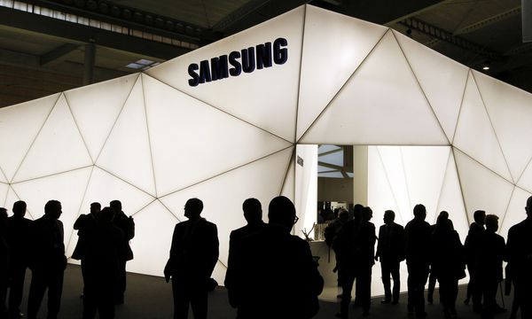 Samsung bestaetigt Galaxy Gear / Bild: (c) REUTERS (� Albert Gea / Reuters)