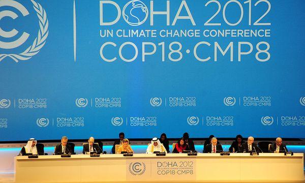 Klimakonferenz / Bild: (c) EPA (STR)