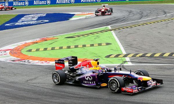 Formel 1: Vettel-Triumph auch in Monza  / Bild: EPA