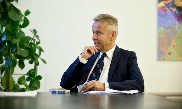 ÖVP-Klubchef Reinhold Lopatka schlägt eine Reform der Klubförderung vor. / Bild: Clemens Fabry