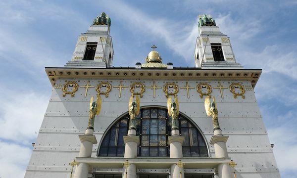 Die Kirche am Steinhof. / Bild: (c) Clemens Fabry