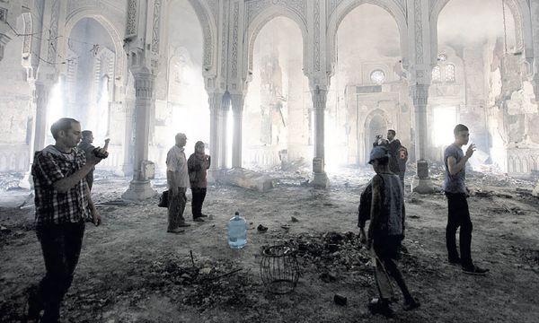 Kairos neue Militaerherrscher sind / Bild: (c) EPA
