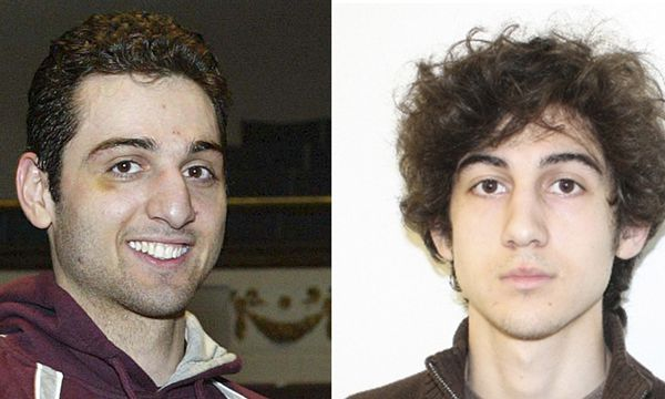 Tamerlan und Dzohar Tsarnaev / Bild: (c) REUTERS (HANDOUT)