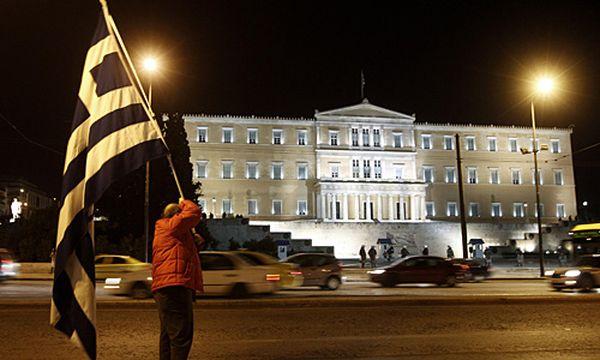 Bild: (c) REUTERS (YIORGOS KARAHALIS)