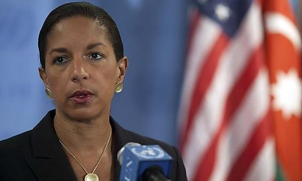 Susan Rice / Bild: (c) REUTERS (Allison Joyce)