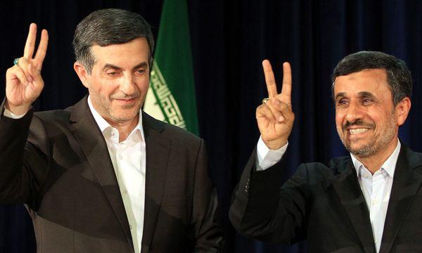 Iran Dreikampf Nachfolge Ahmadinejads / Bild: (c) EPA (ABEDIN TAHERKENAREH)