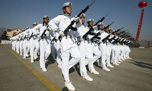 Bild: (c) REUTERS (STRINGER/CHINA)