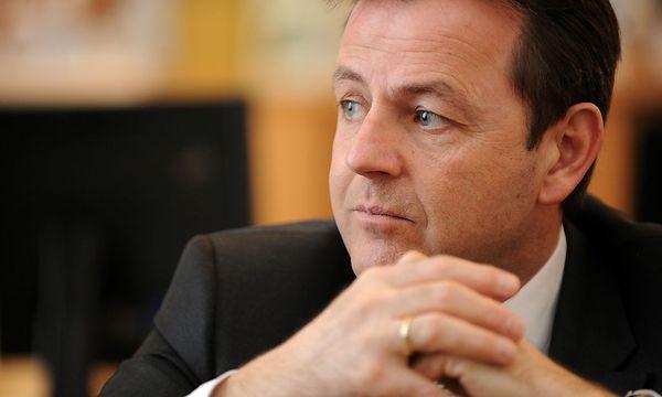 Archivbild: Berlakovich im Jahr 2011 / Bild: Die Presse