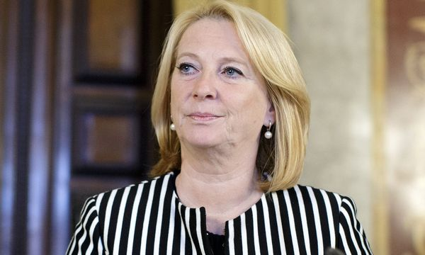 Nationalratspräsidentin Doris Bures (SPÖ) / Bild: APA/GEORG HOCHMUTH