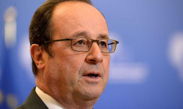 François Hollande / Bild: APA/AFP/THIERRY CHARLIER