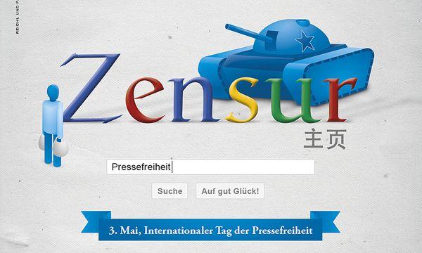 Panzer gegen Google / Bild: (c) VÖZ