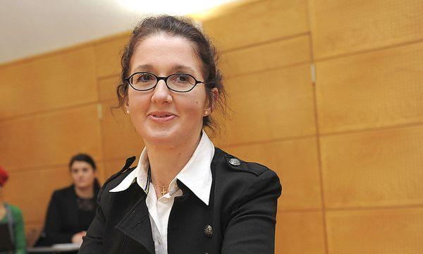 Monika Rathgeber / Bild: APA/NEUMAYR/MMV