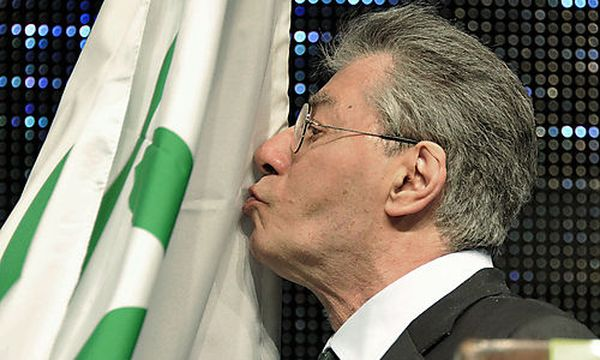 Umberto Bossi / Bild: (c) AP (Gian Mattia Dalberto)alberto)