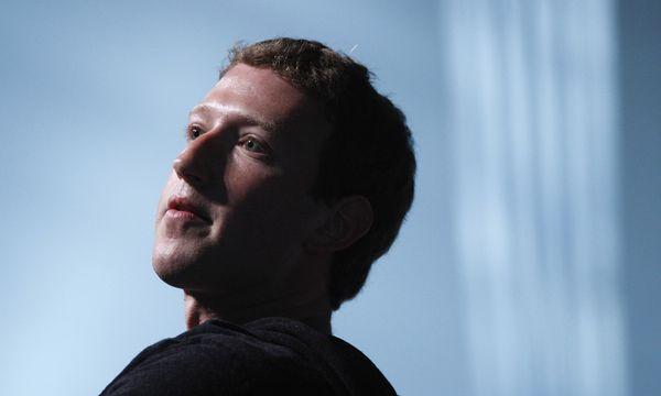 Zuckerberg sieht Vertrauen Internet / Bild: (c) REUTERS (� Jonathan Ernst / Reuters)