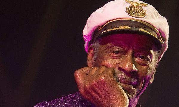 Chuck Berry starb im Alter von 90 Jahren / Bild: (c) REUTERS (© Felix Ausin Ordonez / Reuters)
