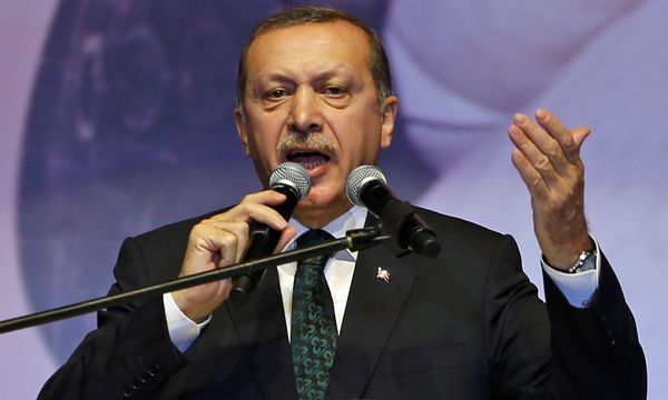 Türkischer Premier Erdogan  / Bild: (c) REUTERS (MURAD SEZER)