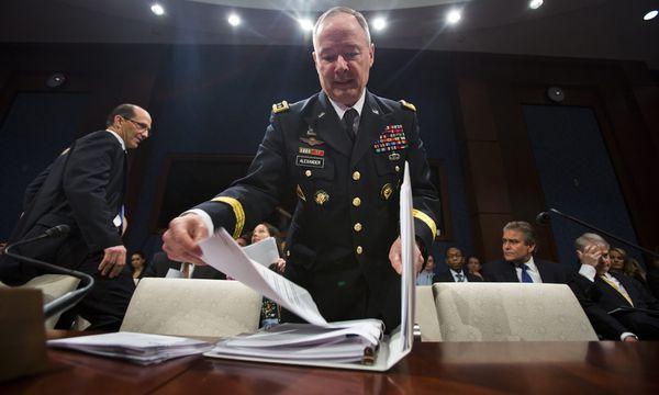 NSA / Bild: (c) EPA (JIM LO SCALZO)
