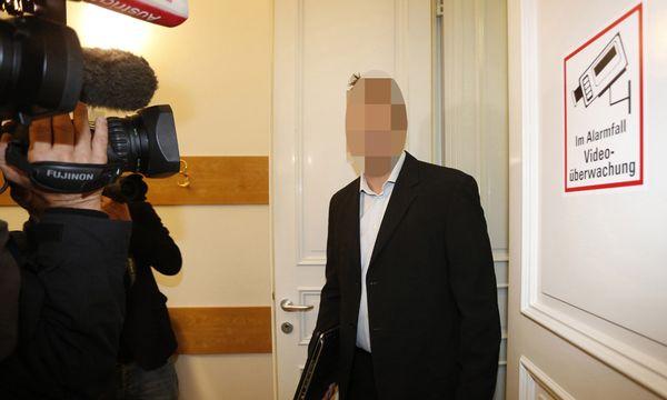 Der dänische Vater von Oliver bei einer Gerichtsverhandlung in Graz Ende September 2012. / Bild: (c) Dapd (Markus Leodolter)