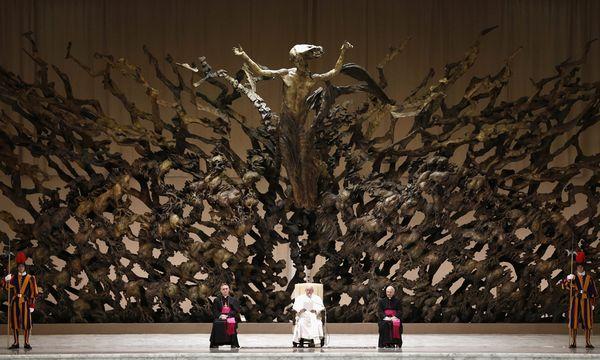 Papst / Bild: (c) EPA (VALDRIN XHEMAJ)