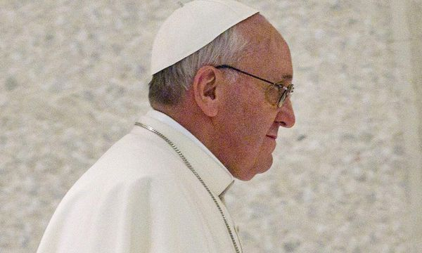 Papst Franziskus  / Bild: (c) EPA (CLAUDIO PERI)