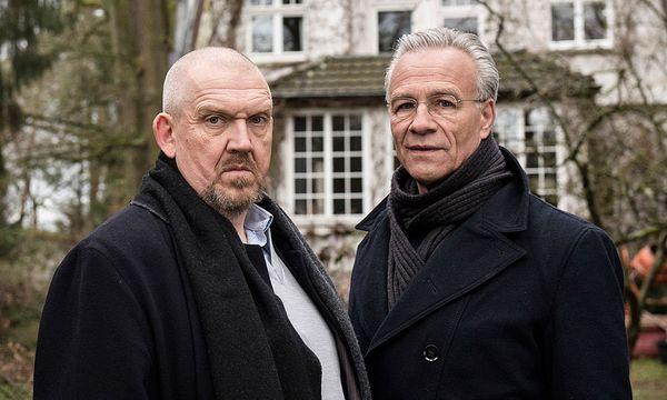 Freddy Schenk (Dietmar Bär, l.) und Max Ballauf (Klaus J. Behrendt, r. ermitteln wieder) / Bild: (c) ORF (Martin Valentin Menke)