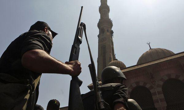 Kairo wird Schlachtfeld / Bild: (c) REUTERS (AMR ABDALLAH DALSH)