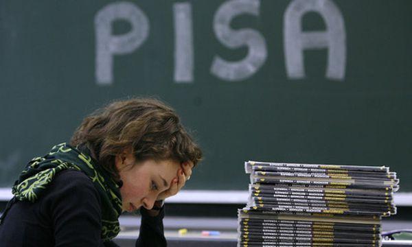PISA facto wertlos / Bild: (c) Robert Jäger)