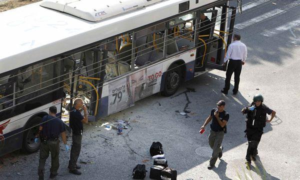 Anschlag in Tel Aviv / Bild:  c REUTERS NIR ELIAS