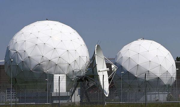 NSA-Abhöranlage Bad Aibling in Deutschland / Bild: REUTERS