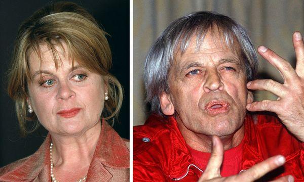 Klaus Kinski und Tochter Pola / Bild: dpa/Wolfgang Langenstrassen