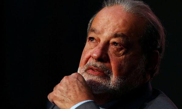 Carlos Slim hat bei der Telekom Austria ein Wörtchen mitzureden. / Bild: (c) REUTERS (CARLOS JASSO)