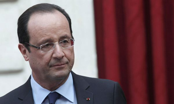 François Hollande / Bild: (c) REUTERS (POOL)