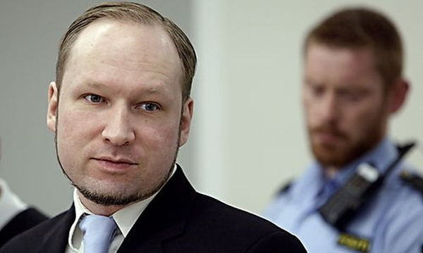 Der norwegische Massenmörder Anders Behring Breivik / Bild: (c) AP (Stian Lysberg Solum)