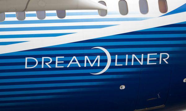 Boeing-Dreamliner / Bild: AP