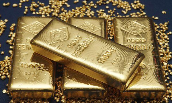 Gold: Nachfrage nach Münzen und Barren zieht weiter an / Bild: (c) REUTERS (HEINZ-PETER BADER)