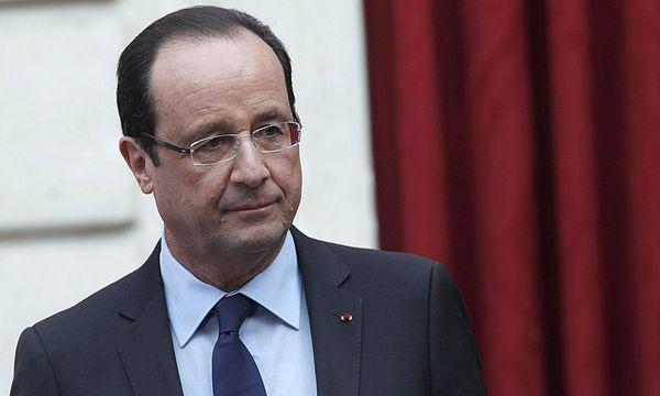 Francois Hollande / Bild: (c) REUTERS (POOL)