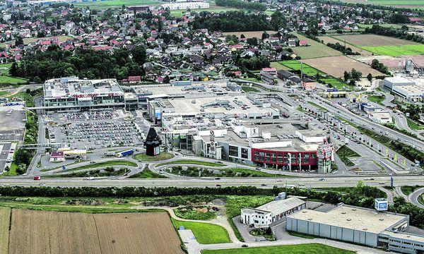 Bild: Shopping City Seiersberg