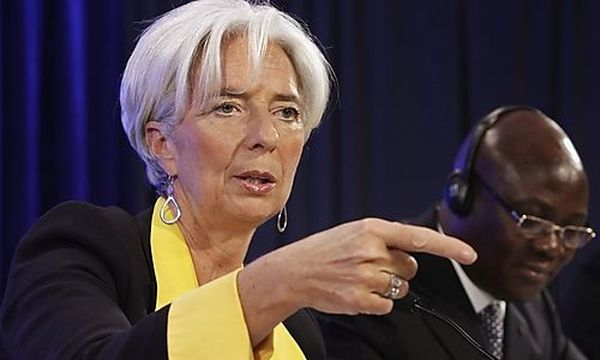 IWF-Chefin Christine Lagarde / Bild: (c) REUTERS (Yuri Gripas)