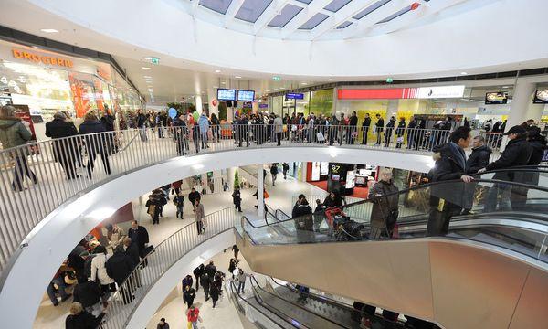 Einkaufszentrum Westbahnhof / Bild: APA/HANS KLAUS TECHT
