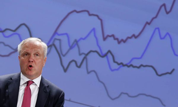 Olli Rehn / Bild: (c) REUTERS (YVES HERMAN)