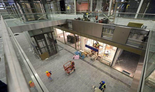 Wiener Hauptbahnhof / Bild: APA/HANS PUNZ