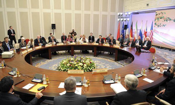 Gespräche in Almaty / Bild: (c) REUTERS (POOL)